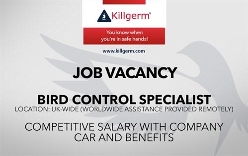 Killgerm bird control specialist (1)