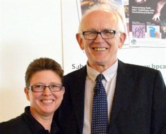 Prof Moray Anderson