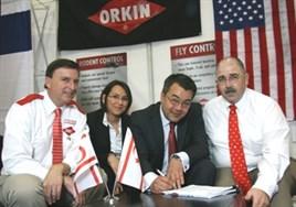 Orkin At Pestex 1