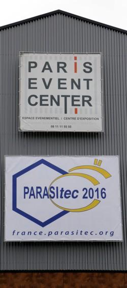 Parasitec event center