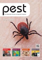 Pest magazine Issue 57 tick