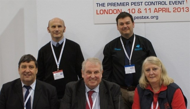 Pestex 2013 Discussion Group