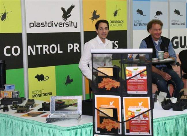 Plastdiversity stand