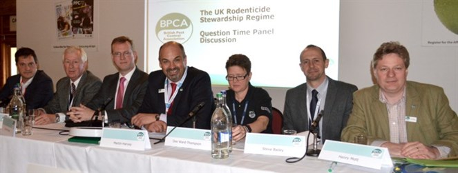 PPC Live Question Time panel