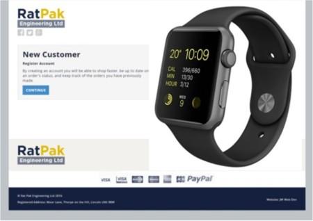 Rat Pak rewards web and watch