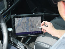 Mobile worxs rugged tablet