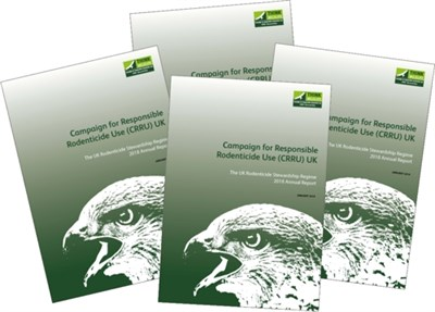 UK rodenticide stewardship annual report