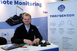 Trapsensor