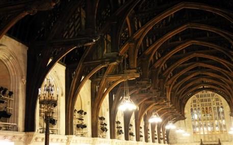 Rentokil - Westminster hall