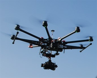 Wide Horozons Drone