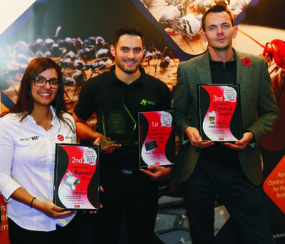 BPA winners 2017