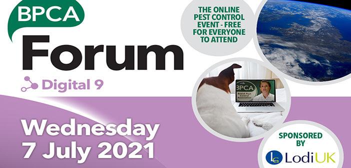 Register now for BPCA's Digital Forum 9