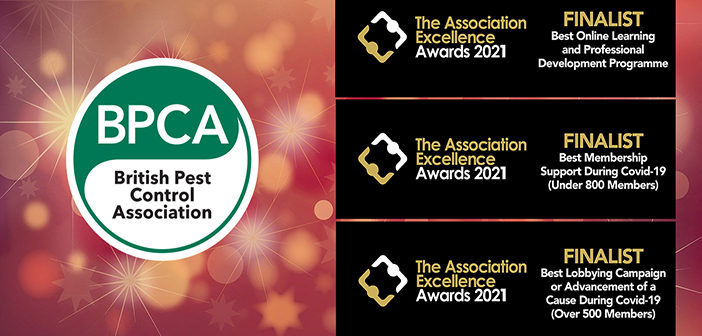 BPCA shortlisted for Association Excellence Awards 2021
