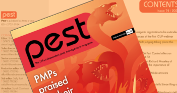 Pest Magazine April/May 21 digital edition