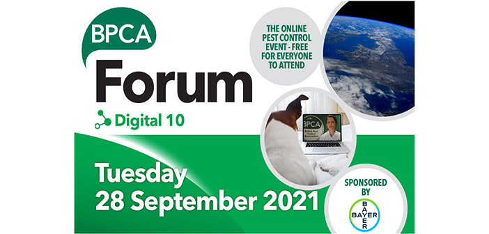 Register now for this month's BPCA Digital Forum 10