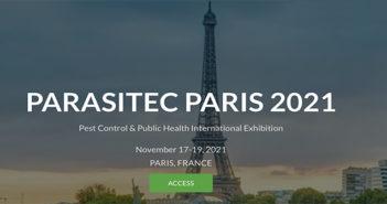 Visitor registration now open for Parasitec Paris 2021